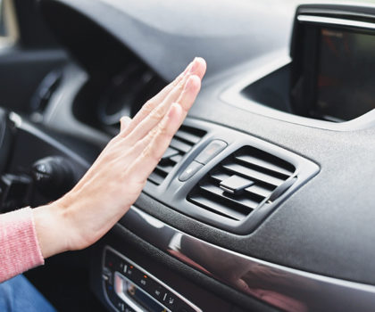 Is your car's air conditioning system ready for summer?