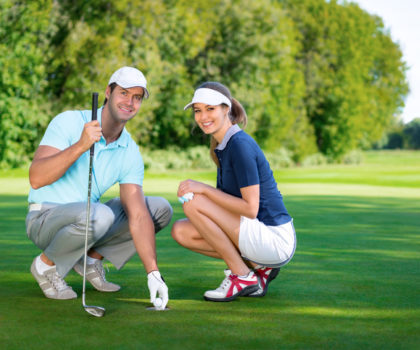 Try a specialized golf fitness program for more power