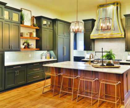 Granite Creek Cabinetry  offers the wow factor at an affordable price