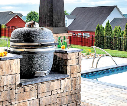 Now is the time to prepare for sunny days ahead with help from Williams Landscaping & Pavers