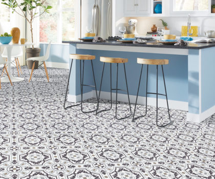 Guhde Flooring America introduces this  season's hottest new flooring styles