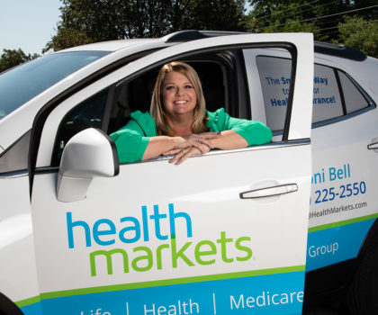 Let HealthMarkets Agent Roni Bell help determine what plan is right for you