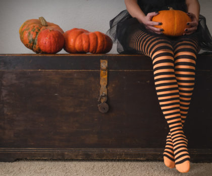 Don't be spooked by spider veins