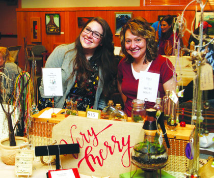 With something for everyone, Holly Days Artisan Boutique  returns on Saturday, November 10