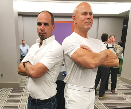 Mr. Clean is The Maids' newest hire