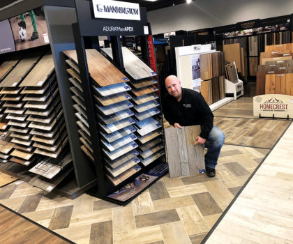The hottest new trend in flooring revealed