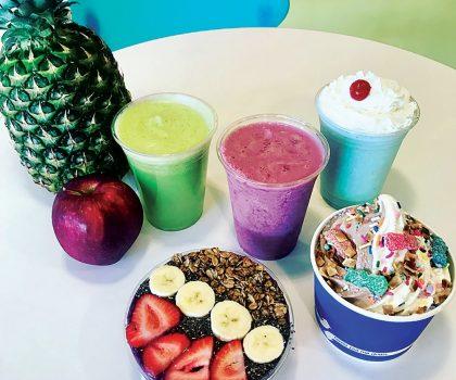 Sweet Cece's, a beloved frozen yogurt, sorbet, gelato and ice cream institution is now open for the season