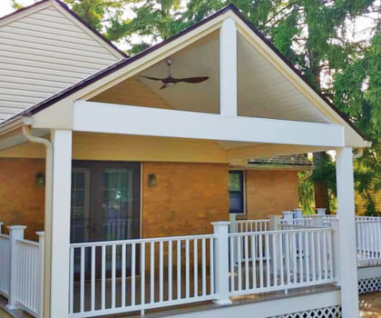 The pros at Kaye Construction can add extra space to the home you love