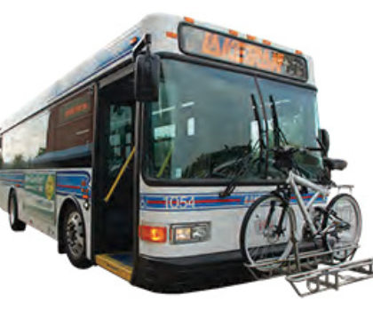 Now students in the Mentor Public Schools district  can ride Laketran for free