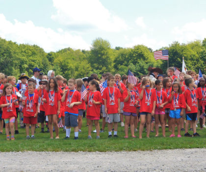 Liberty Camp USA teaches kids about the  importance of freedom and patriotism