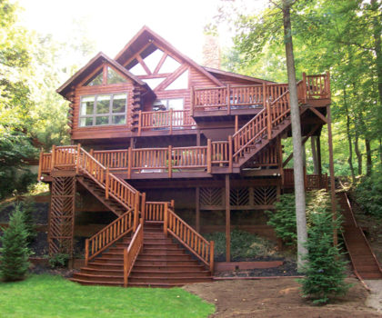 """Impeccable workmanship and a """"do-it-all"""" approach has made Deck Rescue synonymous with wood restoration"""