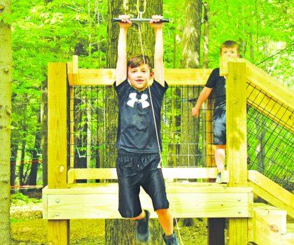 Adventure Play at Jordan Creek Park is now open
