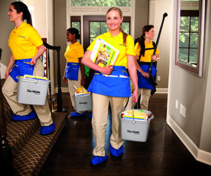 The Maids say it's time to expect more from your cleaning service