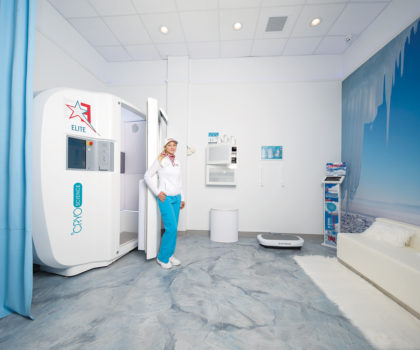 You're just three minutes away from an entirely new you with Core Elite Wellness Fit Cryo