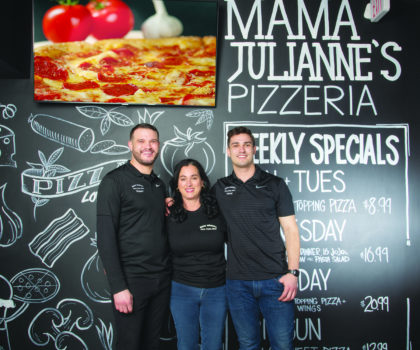 The uncompromising Mama Julianne's Pizzeria is now open in North Royalton with authentic Italian faves