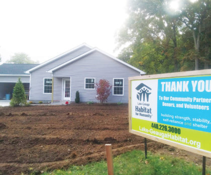 """The Lake-Geauga Habitat for Humanity fundraiser, """"Framing the Future,"""" is set for Saturday, April 4"""