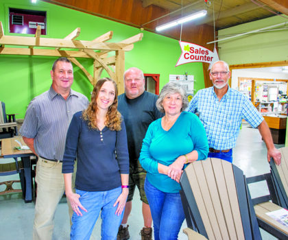 Mapledale Farm provides exceptional customer service and they show it in every way, all day, every day