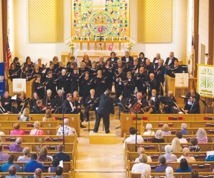 A Messiah Sing, presented by by the Master Singers Chorale of Northeast Ohio