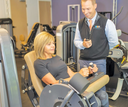 Here's how Polly F. is aging better and stronger, with help from the team at MaxStrength Fitness