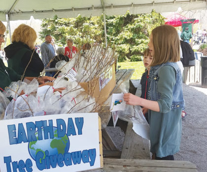 Celebrate Earth Day at Penitentiary Glen