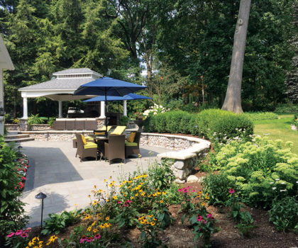 Chas Moscarino explains how Moscarino Landscape & Design became a regional landscape and lawn care powerhouse