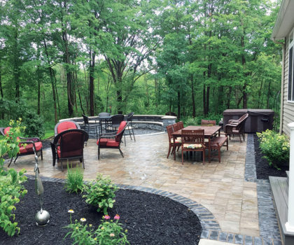 Moscarino Landscape & Design has installed thousands of trend-setting patios across Northeast Ohio