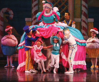 Ballet Theatre of Ohio presents The Nutcracker