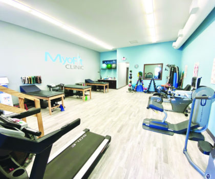 MyoFit Clinics are helping patients eliminate pain without drugs, surgery or expensive x-rays and MRIs