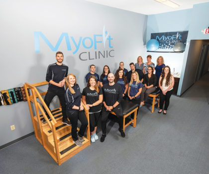 Myo Fit Clinic 1 Entire Team