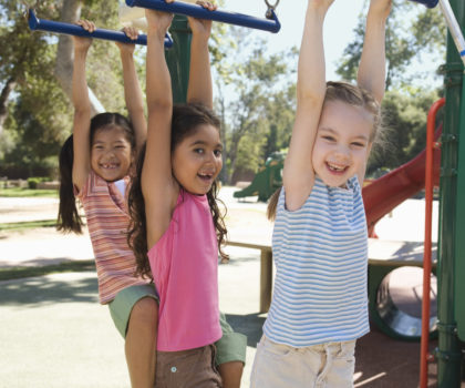 Funding Project Playground at the Church at Stony Hill