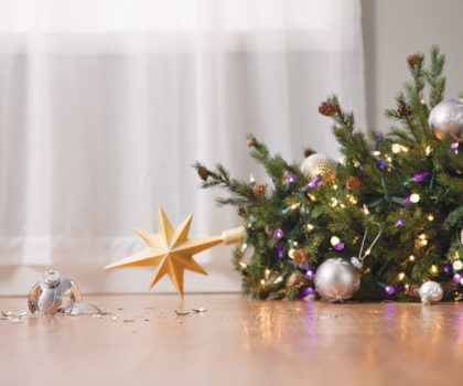 Here's how to put the holiday mess behind you and resolve to have a cleaner home