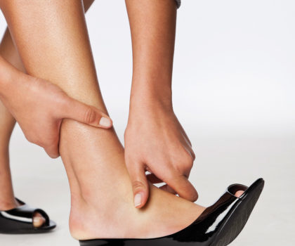 Getting a handle on heel pain