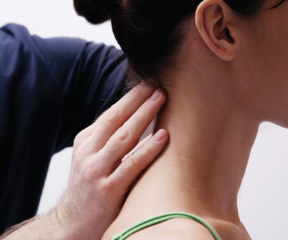 New approaches to chronic neck pain