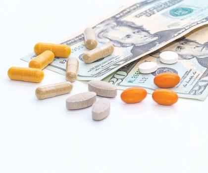 Prescriptions covered