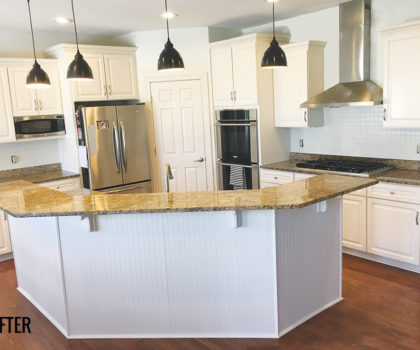 Neubert Painting is helping customers revive their kitchens for less