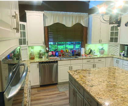 Revitalize your kitchen cabinets for thousands less than a traditional remodel