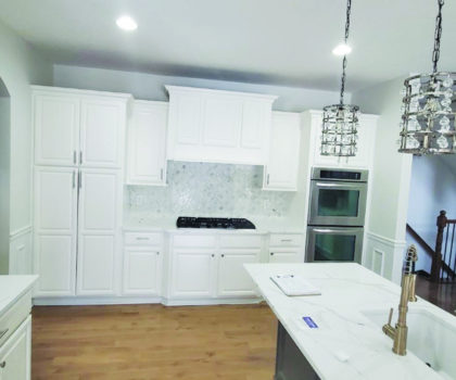 Dont' break the bank replacing or refacing your cabinets