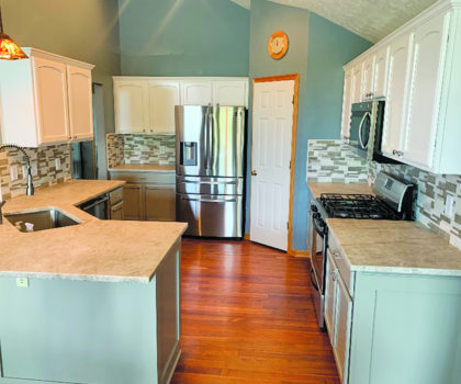 Custom cabinets without breaking the bank