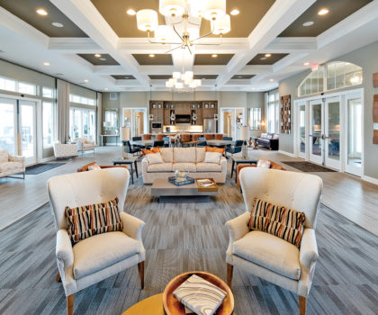 K. Hovnanian's Four Seasons at Chestnut Ridge is a 55+ community that is taking the region by storm