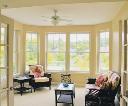 Here's why seniors at Ohio Living Breckenridge love living there