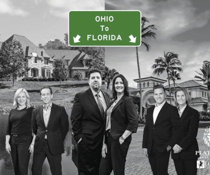 If you're ready to feather your nest in Florida, Platinum Luxury Experts can help you sell and buy in both markets