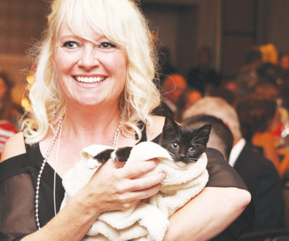 The Humane Society of Summit County's popular Pawsibility Ball is back and fully in-person