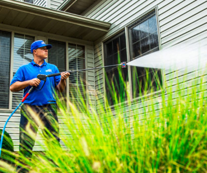 Every day, hundreds of homeowners across Northeast Ohio turn to Perfect Power Wash to beautify and maintain their home