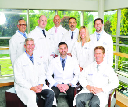 Precision Orthopaedic Specialties offers a full spectrum of advanced services all under one roof