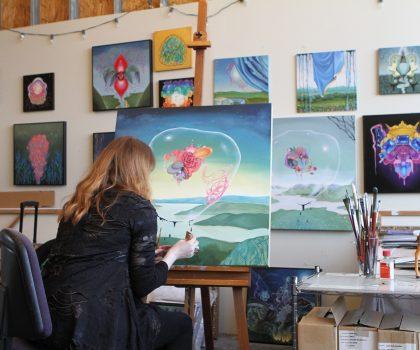 Meet the Artist: Arabella Proffer