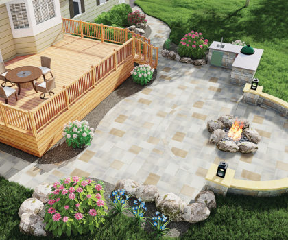 Williams Landscaping & Pavers makes your dreams a reality and your outdoor living experience everything you dreamed it could be