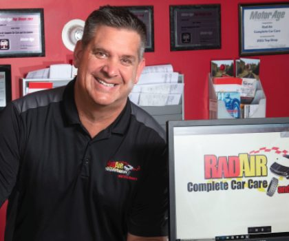 Rad Air Complete Car Care and Tire Center is changing the way people think about auto repairs