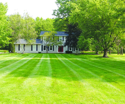 There's more to a healthier, greener lawn than just having fertilizer applied