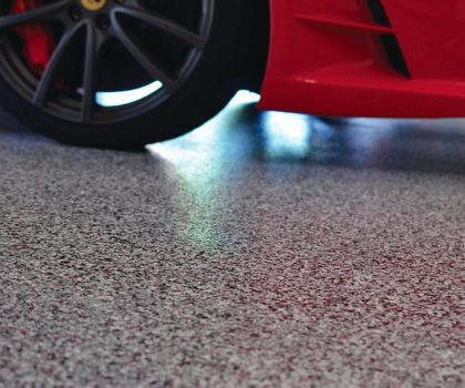 Restoring your garage floor
