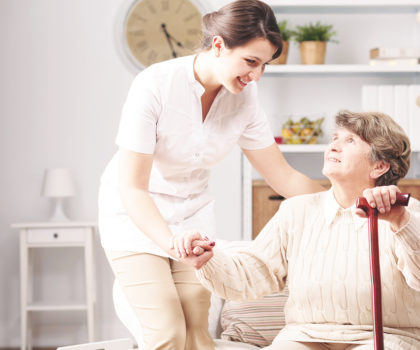 Seasons of Care offers a variety of helpful home care options